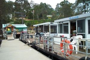 Clyde River Houseboats - Accommodation Kalgoorlie