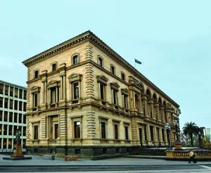 Old Treasury Building - Accommodation Kalgoorlie