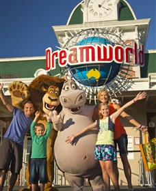 Dreamworld - Accommodation Kalgoorlie