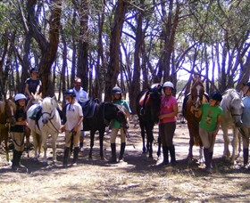 Bellarine Horse Riding Centre - Accommodation Kalgoorlie