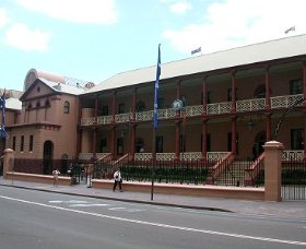 Parliament House - Accommodation Kalgoorlie