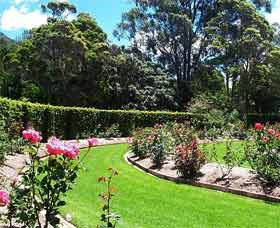 Wollongong Botanic Garden - Accommodation Kalgoorlie