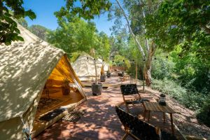 Castlemaine Gardens Luxury Glamping - Accommodation Kalgoorlie
